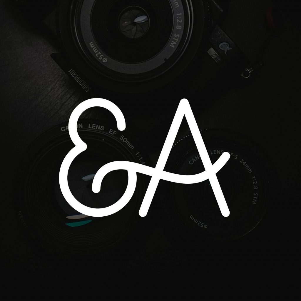 Logo ontwerp Anda Fotografie