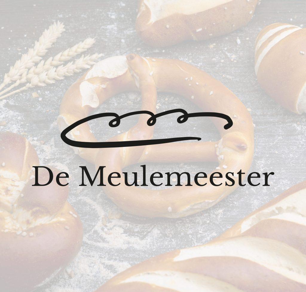 Logo ontwerp De Meulemeester