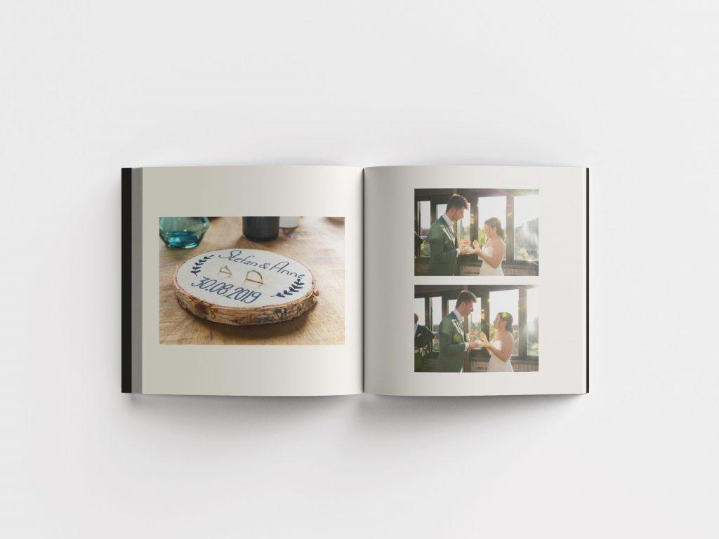 Fotografie en trouwalbum ontwerp