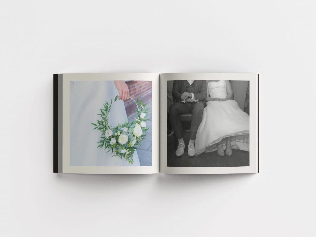 Fotografie & ontwerp trouwalbum